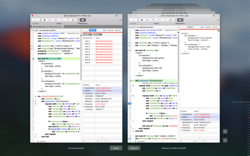 Late Night Software | The home of Script Debugger